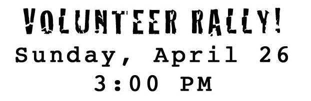 Volunteer-Rally